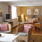 Sternhagens Landhaus Hotel und Restaurant auf Föhr Suite Seeadler (17)